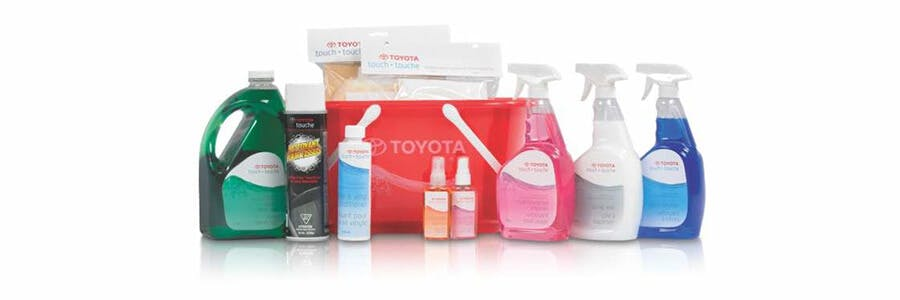 toyota touch supplies