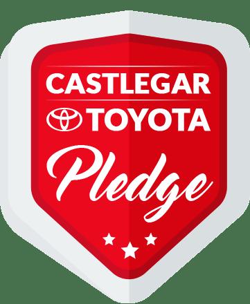 Castlegar Toyota Pledge