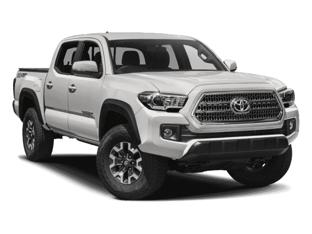 2018 Toyota Tacoma TRD png