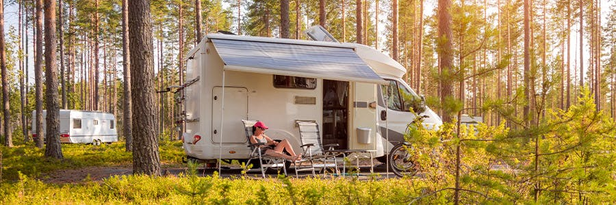 Deciding which motorhome is right for you