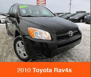 2010 Toyota Rav4s