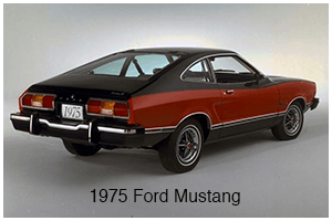 1975 Ford Mustang Convertible
