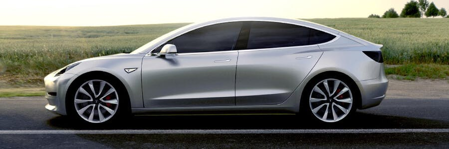 lease a tesla with Quest Auto