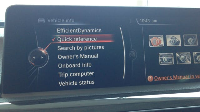 how to access the user manual in the bmw idrive system rh charleslcannon com bmw idrive manual 2015 bmw idrive manual 2011