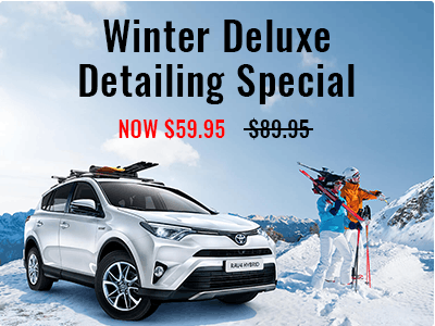 Winter Deluxe  Detailing Special