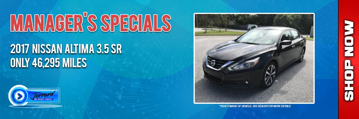 Shop Nissan Altima in Statesboro GA