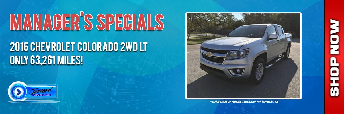 Shop Chevrolet Colorado in Statesboro GA