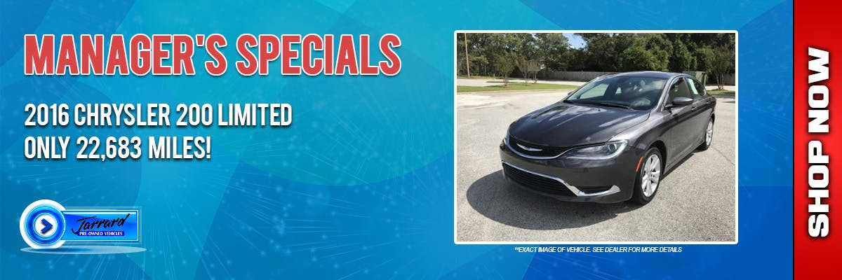 Shop Chrysler 200 in Statesboro GA