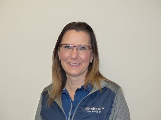 Jacquie Kuss - Assistant Service Manager