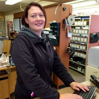 Shelley Pozerniuk - Parts Department