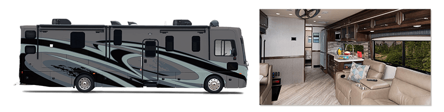new and used fleetwood rv - pace arrow