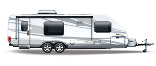 Travel Trailer for sale in Lethbridge, AB