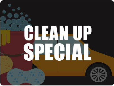 Clean Up Special