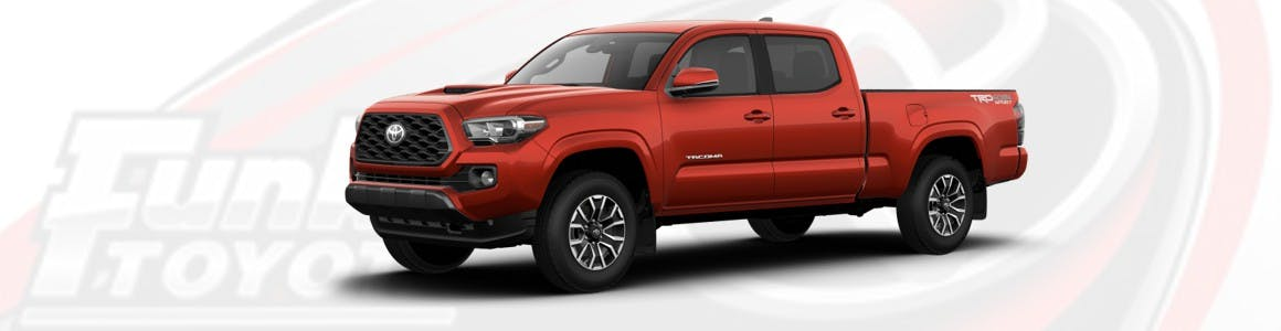 Tacoma Back Pages >> Toyota Tacoma Overview