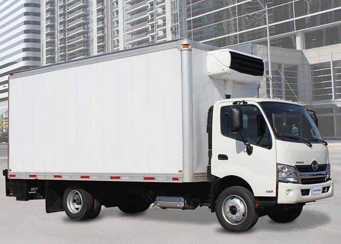 2018 Hino 195 truck in Ontario | Hino 195 Hybrid | Specs | Pricing | MPG