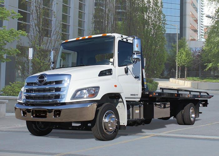 2018 Hino 258 Model in Ontario | Hino 258 Medium Duty Truck