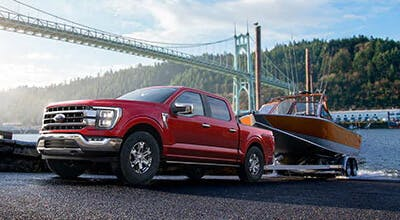 ford towing package