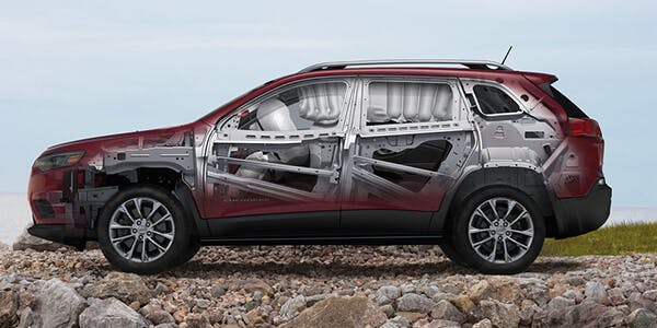 2021 jeep cherokee safety