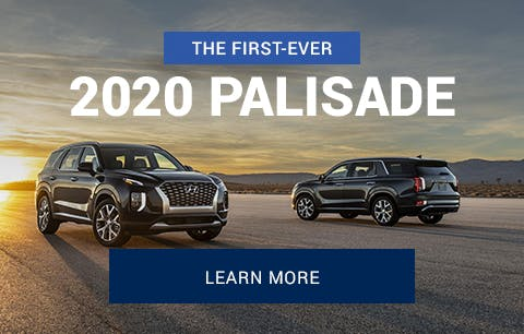 All New - 2020 Palisade