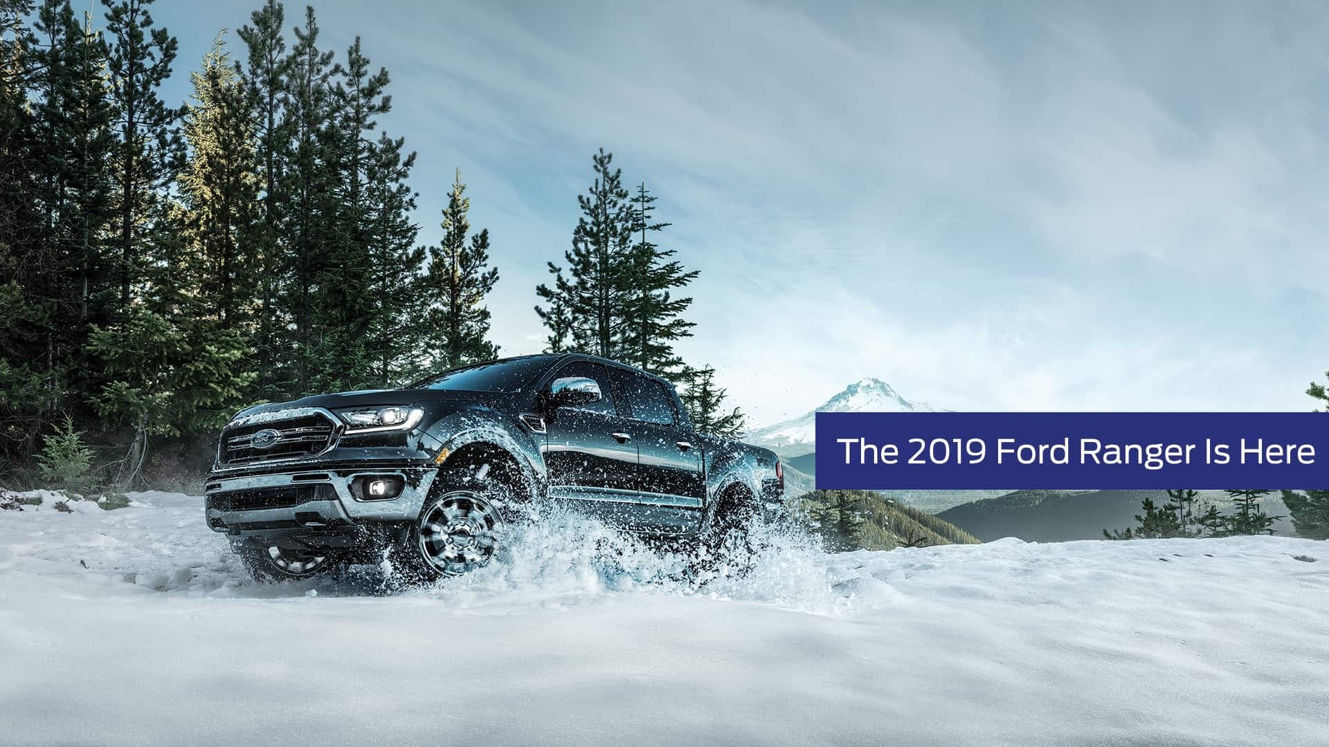 The 2019 Ford Ranger Is Here