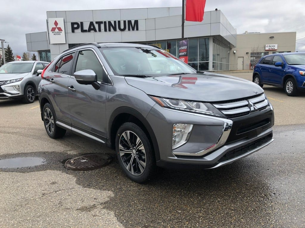 Mitsubishi Eclipse Cross 2020 2019 2021 Super All Wheel Control