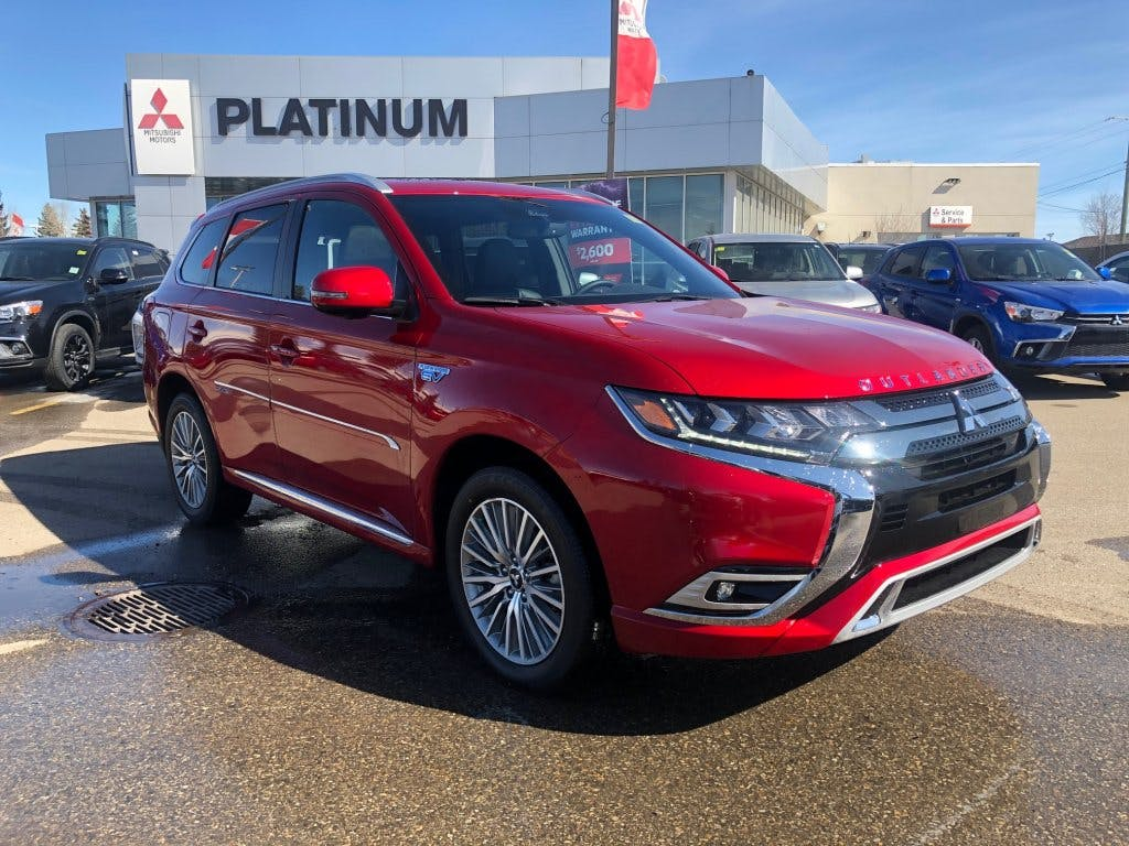 view best priced mitsubishi outlander phev in the calgary alberta area
