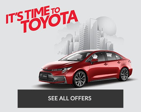 it's time to toyota november 2019 offer