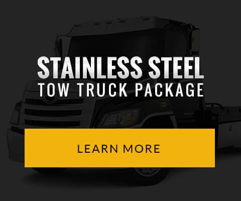 Stainless Steel Tow Truck Package - Learn more