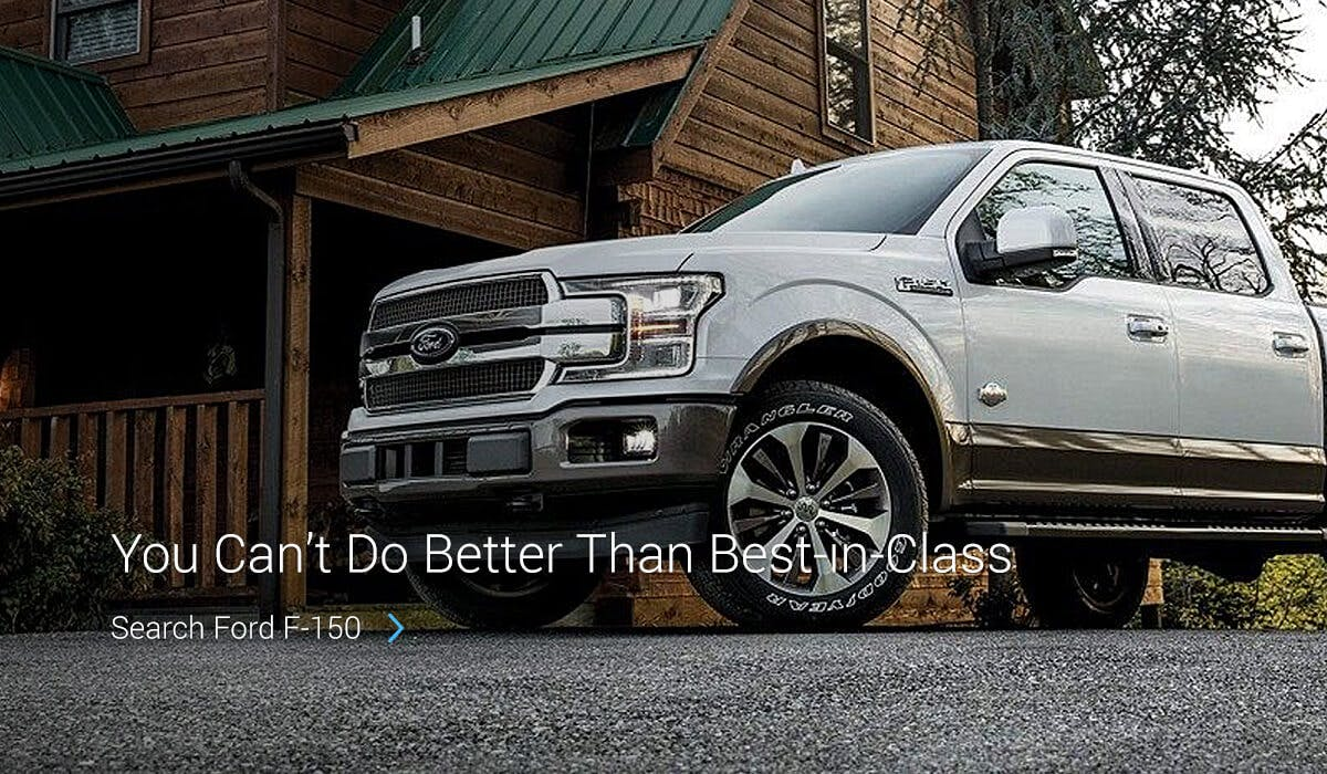 Search Ford f-150