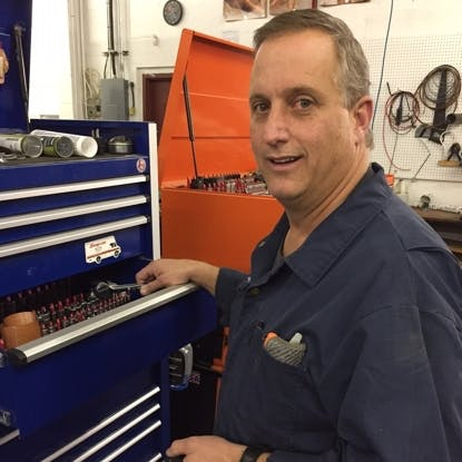 Morris Shihinski - Shop Foreman - Journeyman RV Technician