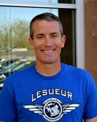 Kris LeSueur - General Manager