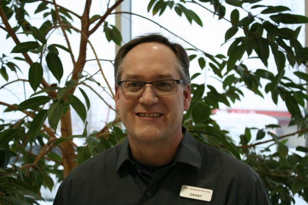 Grant Kitzman - Fixed Operations Manager