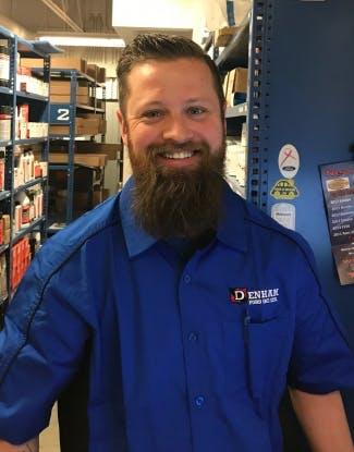 Corey Ford - Parts Advisor