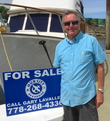 Gary LaValley - Yacht Broker