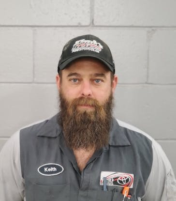 Keith Pennings - Automotive Technician