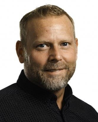 Derek Kindervater - Sales Manager